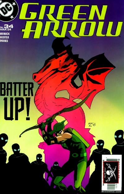 » Portadas Green Arrow « - Página 2 3410