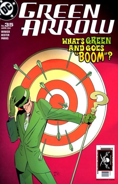 » Portadas Green Arrow « - Página 2 3510