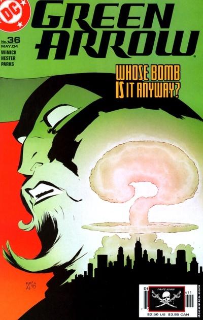 » Portadas Green Arrow « - Página 2 3610