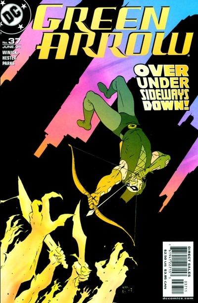 » Portadas Green Arrow « - Página 2 3710