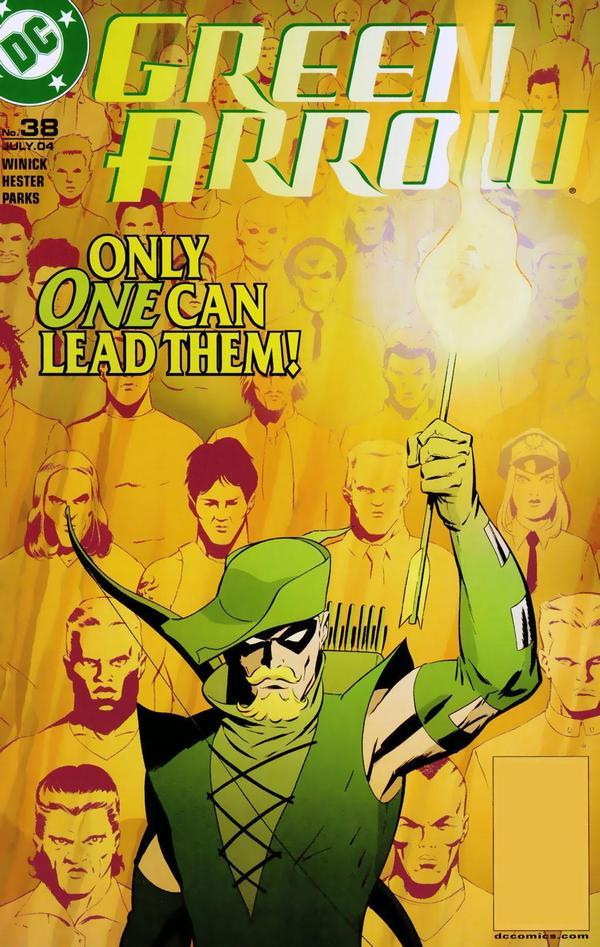 » Portadas Green Arrow « - Página 2 3810