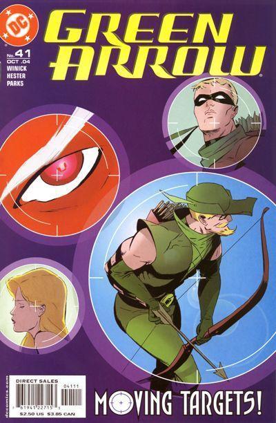 » Portadas Green Arrow « - Página 2 4110