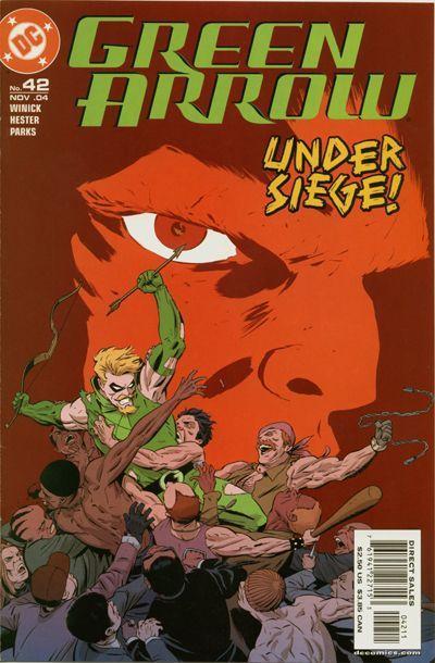 » Portadas Green Arrow « - Página 2 4210