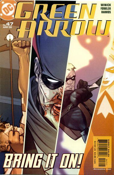 » Portadas Green Arrow « - Página 3 4710