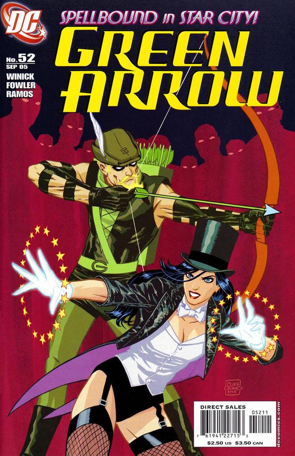 » Portadas Green Arrow « - Página 3 5210