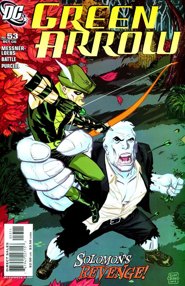 » Portadas Green Arrow « - Página 3 5310