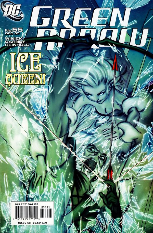 » Portadas Green Arrow « - Página 3 5510