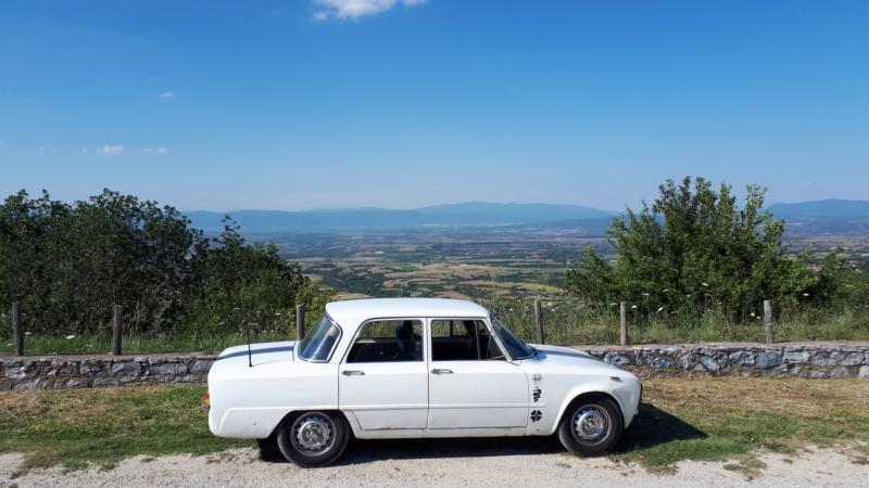 Voyage en Grèce avec ma Giulia  20180732