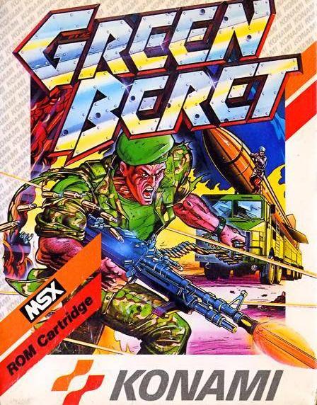 Les plus belles jaquettes du jeu vidéo - Page 3 Green_12