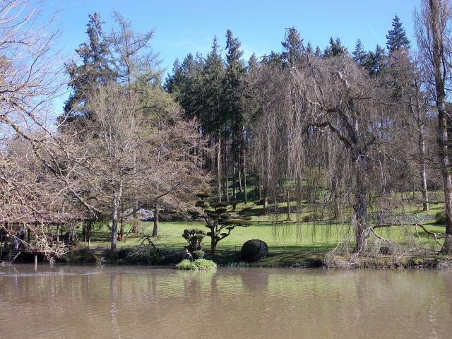 le parc oriental de maulévrier au printemps  Dscn7032