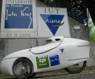 velomobile electric leiba X stream  (IUT Aisne) Img_0711
