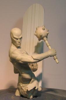 Buste Savage Silver (world war hulk) Figuri11