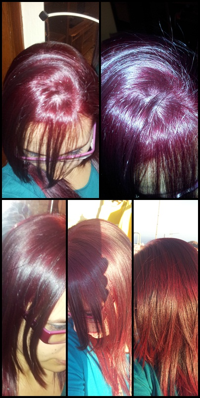 Peinados - Tutoriales, imágenes, ideas... Mosaic10