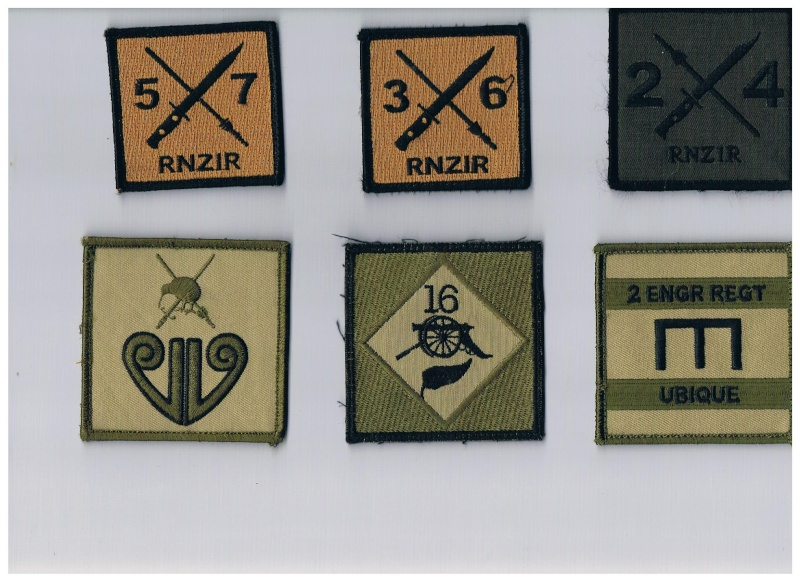 Brassards ,Rank slides and badges 00110