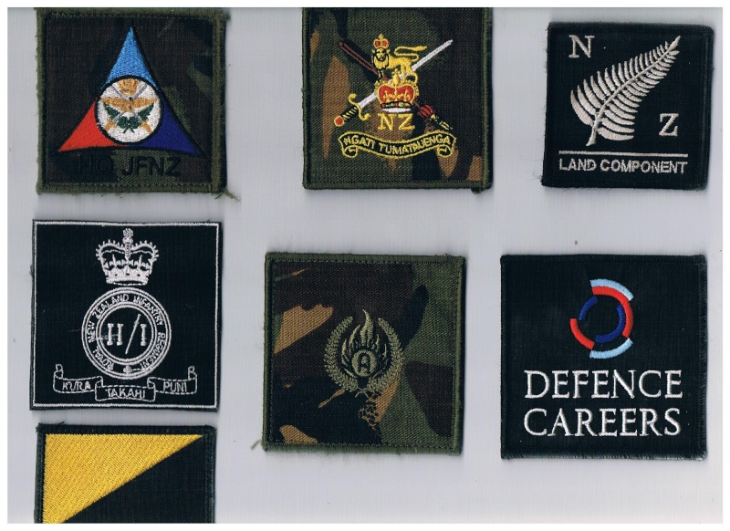 Brassards ,Rank slides and badges Patch_11