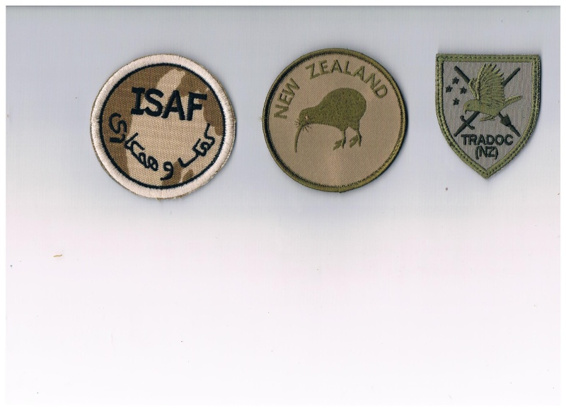 Brassards ,Rank slides and badges Patch_13