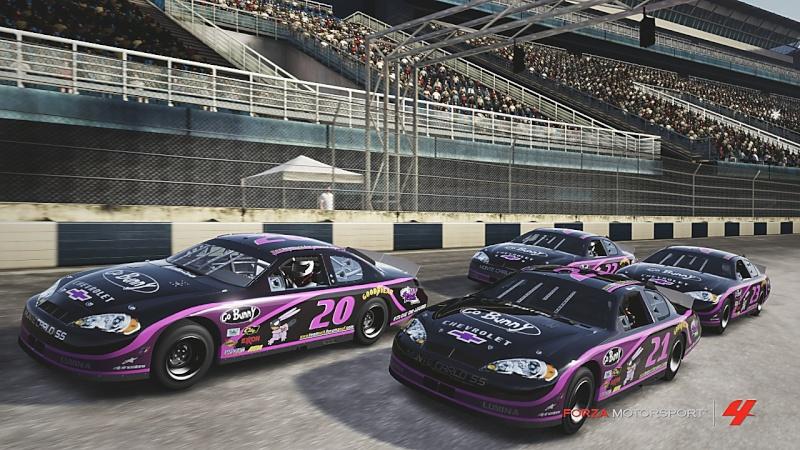 Livré SRIT Championnat NASCAR Forza-17