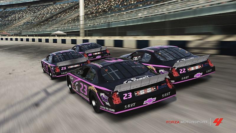 Livré SRIT Championnat NASCAR Forza-18