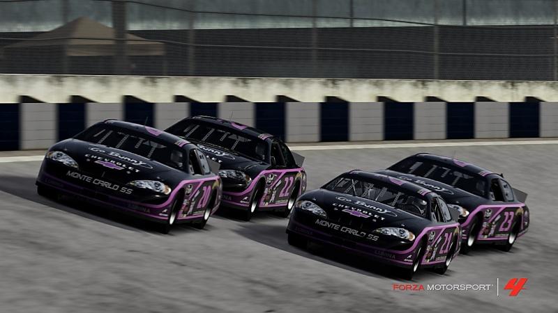 Livré SRIT Championnat NASCAR Forza-20
