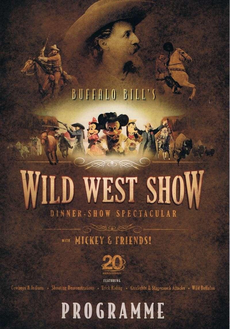 [Dîner-spectacle] La Légende de Buffalo Bill ... avec Mickey et ses amis ! - Page 2 Cci12010