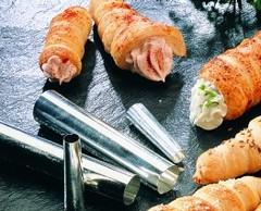 idees de repas pour buffets froids de fetes Cannol10