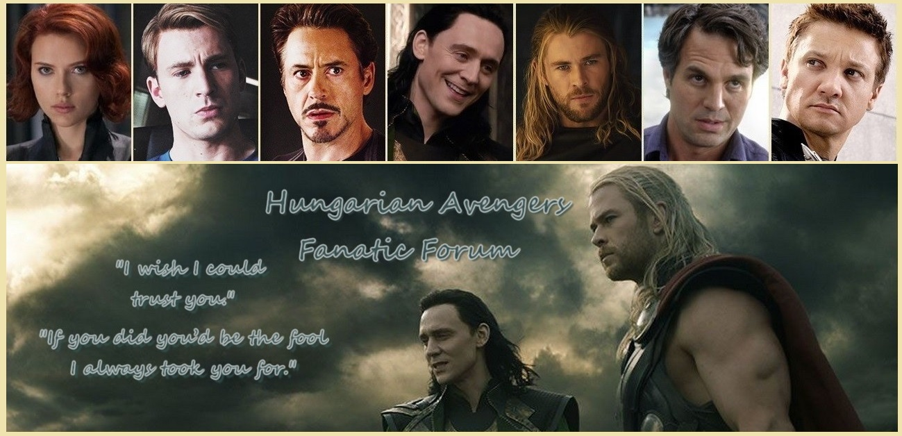 Hungarian Avengers Fan Forum