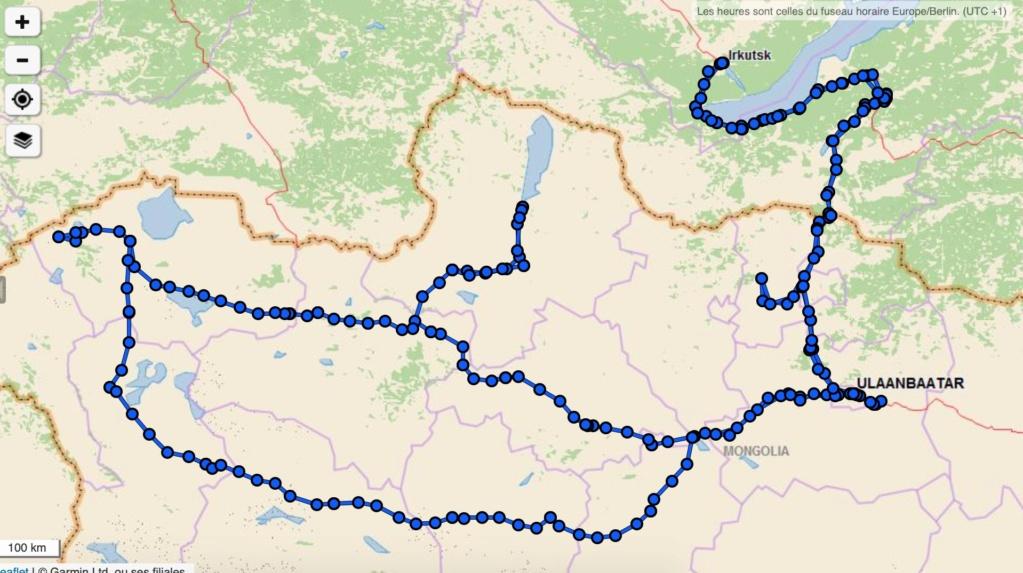 Raid en Mongolie - trail léger - Page 2 Parcou10