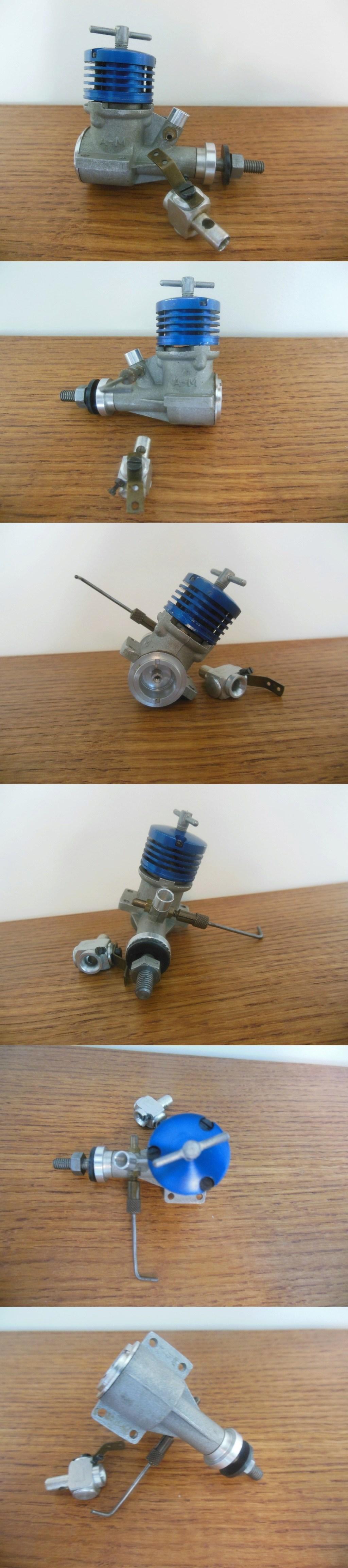 AM15 1.5cc Diesel Engine Am15_f10