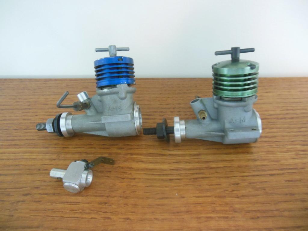 AM15 1.5cc Diesel Engine Am15_f11
