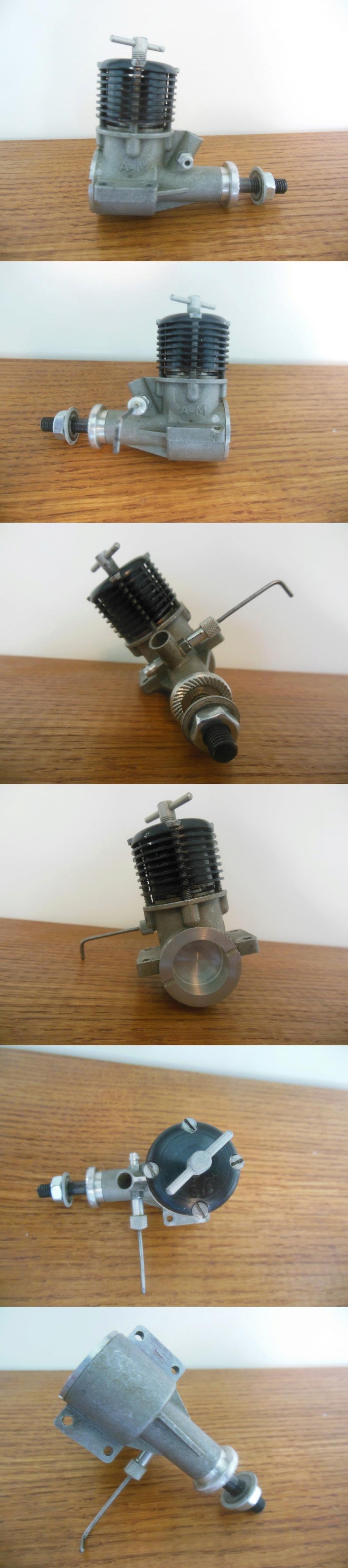 AM25 2.5cc Diesel engine Am25_f10