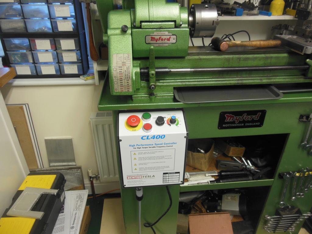 Engine rebuild - giving it the needle Lathe_11