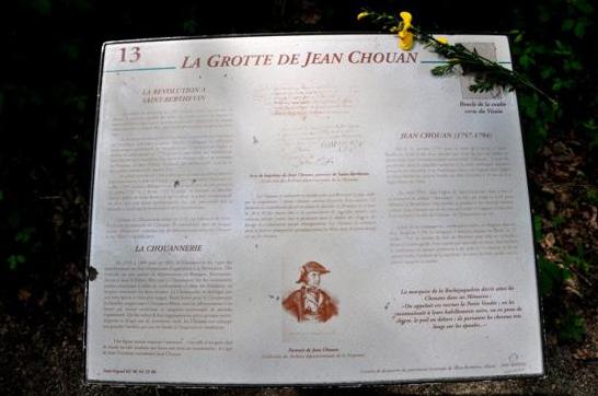 Chouannerie en Mayenne : la grotte de Jean Chouan Image_10