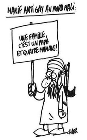 Manifestation anti gay au nord Mali Bdqrtj10