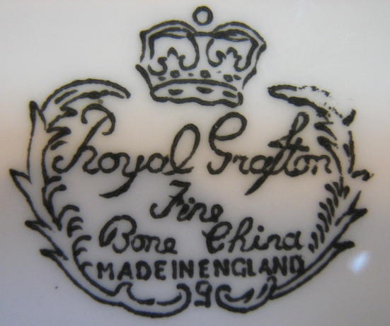 Royal Grafton souvenir dish Img_2832