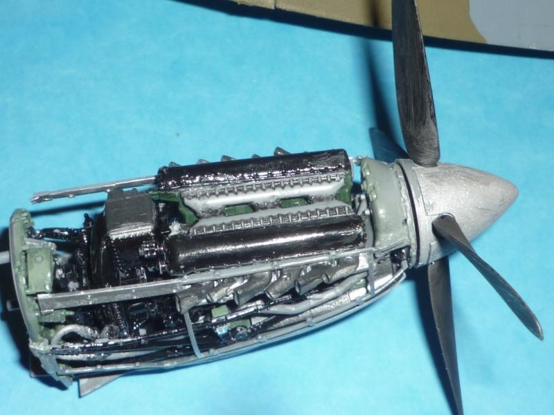 """Spitfire """"avion de légende"""" Spitfi16"""