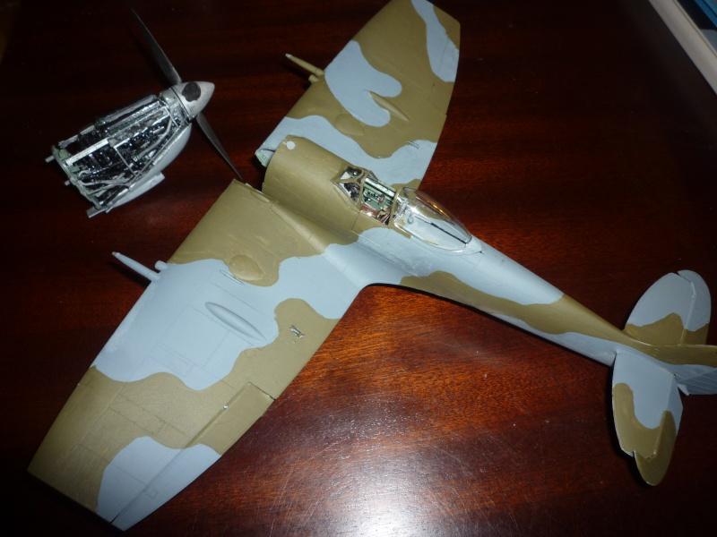 """Spitfire """"avion de légende"""" Spitfi19"""