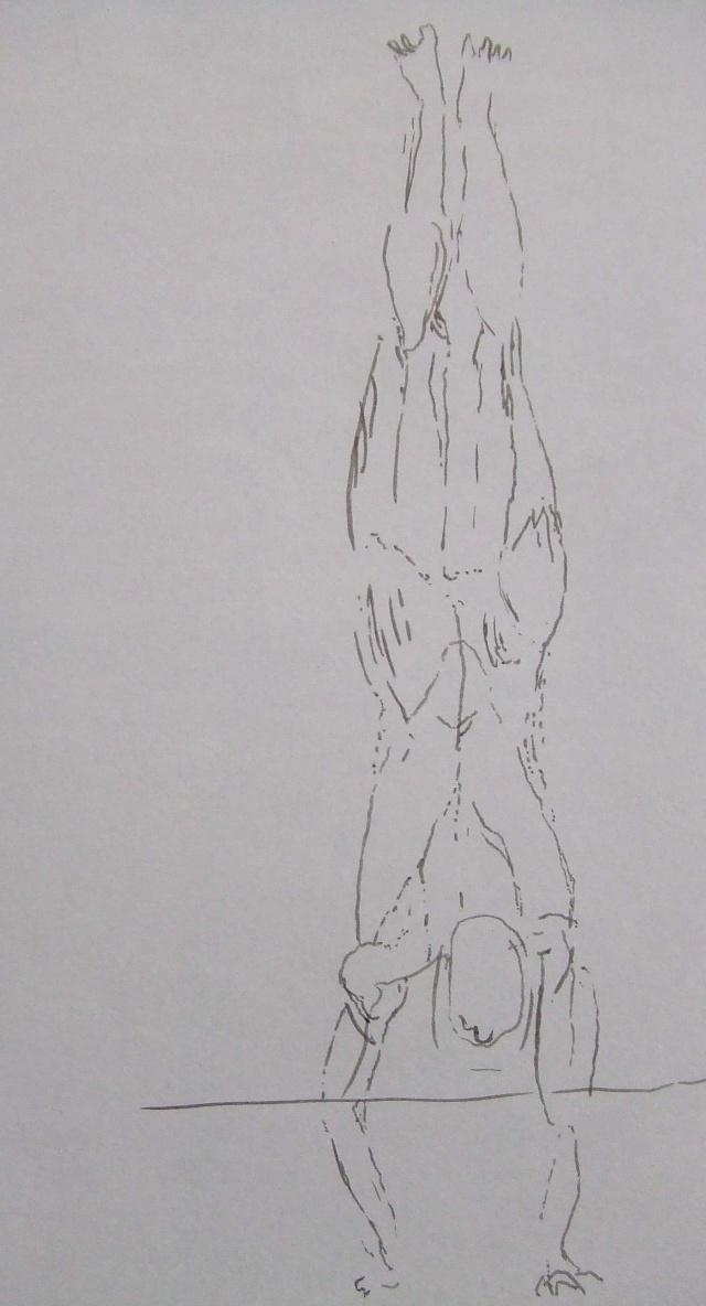 Croquis et autre - Page 5 Yoga_110