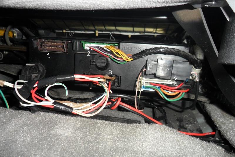 [ Renault safrane 2.5 TD an 1996 ] Installation sièges électriques non pré câblée (résolu + TUTO) - Page 3 Sam_0410