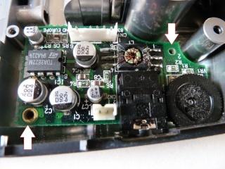 [Game Gear] Reparation des Condensateur HS P1030210