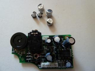 [Game Gear] Reparation des Condensateur HS P1030310
