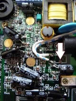[Game Gear] Reparation des Condensateur HS P1030313