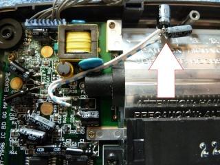 [Game Gear] Reparation des Condensateur HS P1030314