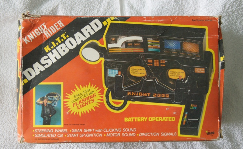 The toys we wanted as kids but never got... Dashbo12