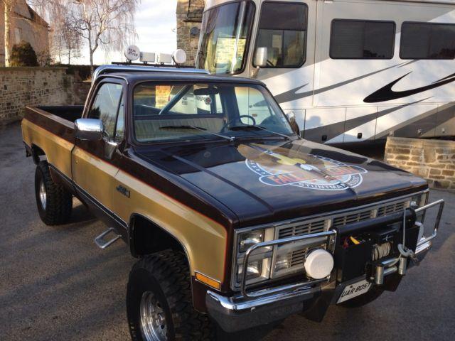 Fall Guy GMC Truck for sale on eBay T2ec1619