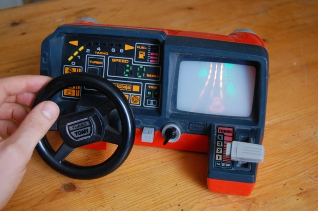 The toys we wanted as kids but never got... Turbo-10