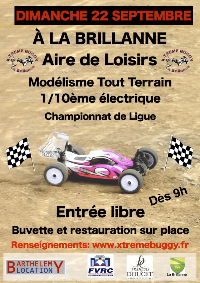 Championnat ligue 10 TT 1/10 électrique / LA BRILLANNE 22 septembre (XTREME BUGGY)  Affich10