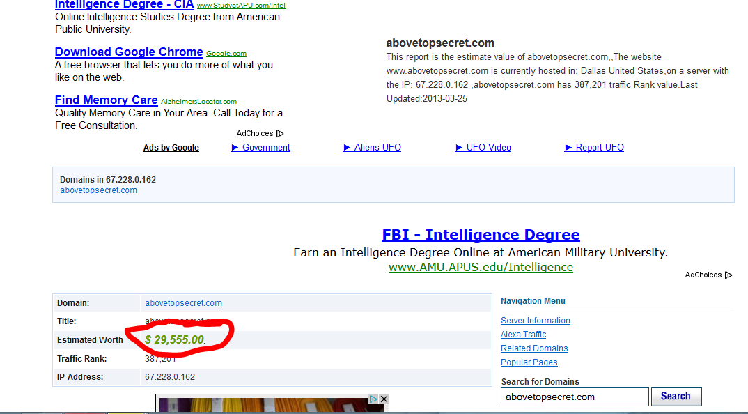 Do you realize TTIV and AboveTopSecret Sites are Hosted by the Same ISP? Ttiv_v10