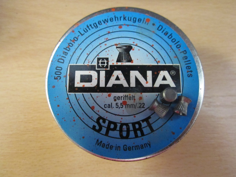 """Test Plombs DIANA """"Sport"""" sur HW 57 Cal.5,5  7,5 Joules Img_0714"""
