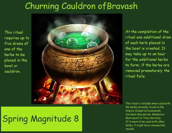 What We Know So Far - Ritual magic Spring11