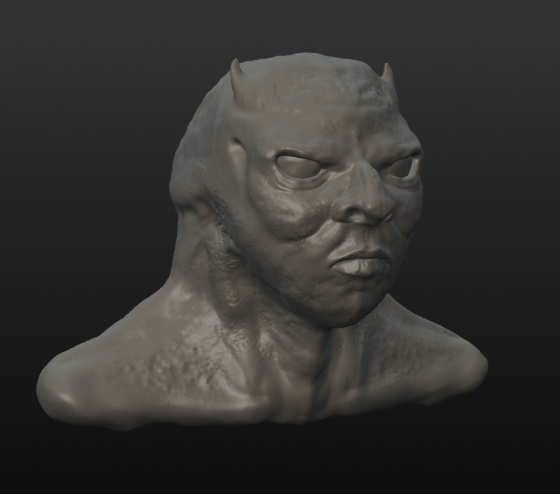 Sculptris Bump13